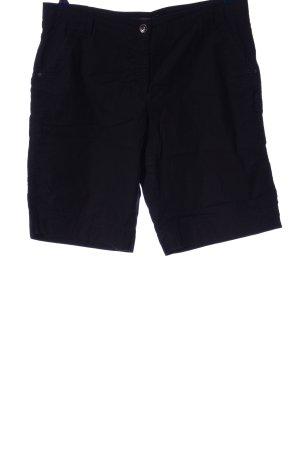 Brax Krótkie szorty czarny W stylu casual