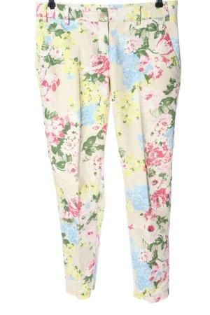 Brax Spodnie z zakładkami Na całej powierzchni W stylu casual