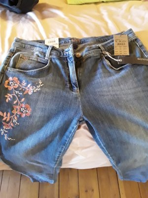 Brax Jeansy z prostymi nogawkami niebieski