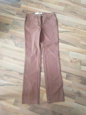 brax jeans Hose braun gr 34