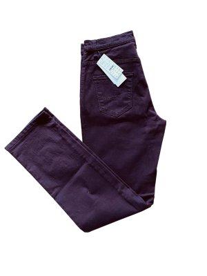 Brax Jeans coupe-droite brun pourpre