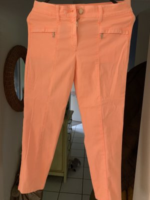 Brax Jeans stretch orange fluo