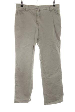 Brax Kaki broek khaki casual uitstraling