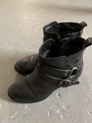 Brax Short Boots black