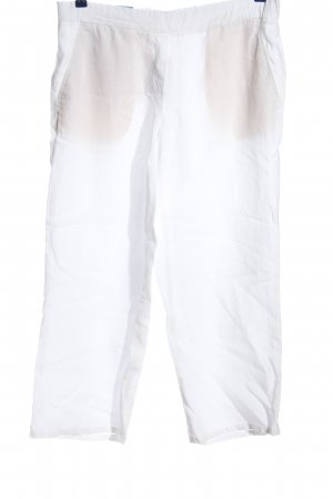 Brax Linen Pants white casual look