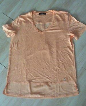 Brax T-shirt abrikoos