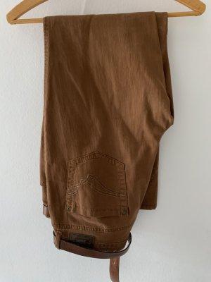 Brax feel Good Jeans stretch marron clair-brun