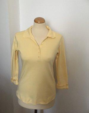 Brax Polo Shirt Pastell gelb Gr 36