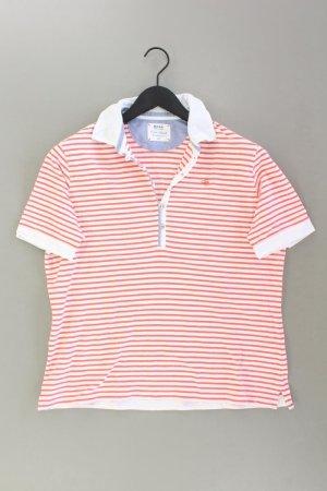 Brax T-shirt rayé blanc cassé coton