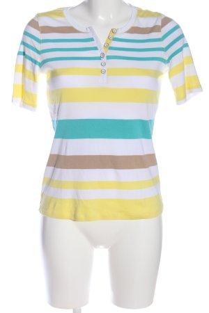 Brax Stripe Shirt striped pattern casual look
