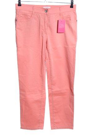 Brax Röhrenhose pink Casual-Look