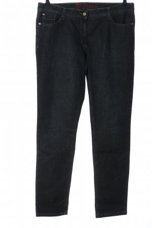 Brax Jeansy rurki czarny W stylu casual