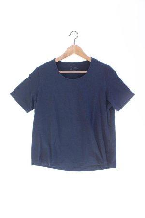 Brax Shirt Größe 44 blau aus Baumwolle
