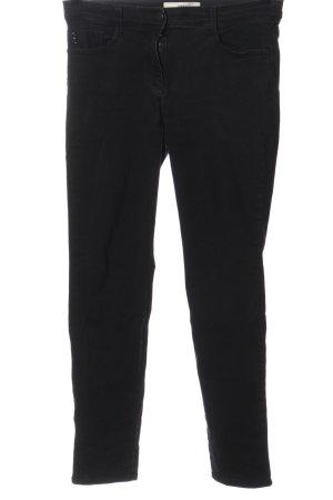Brax Skinny jeans zwart casual uitstraling