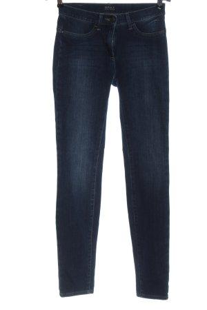 Brax Jeans skinny blu stile casual