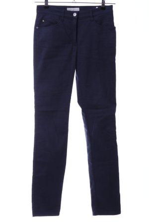 Brax Skinny Jeans blau Casual-Look