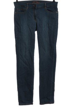 Brax Jeansy o obcisłym kroju niebieski W stylu casual