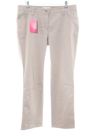 Brax Skinny Jeans wollweiß Casual-Look