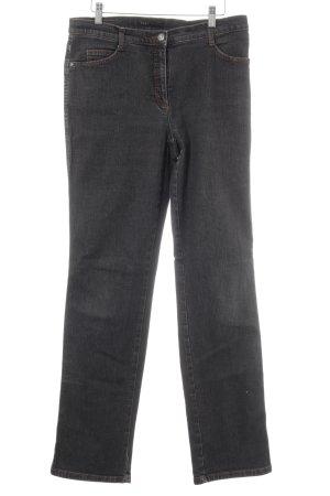 Brax Skinny Jeans grau Casual-Look