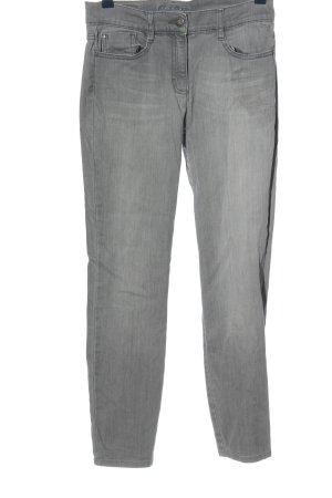 Brax Skinny Jeans hellgrau Casual-Look