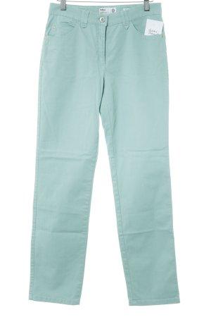 Brax Skinny Jeans türkis Casual-Look