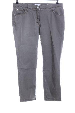Brax Slim Jeans hellgrau Casual-Look