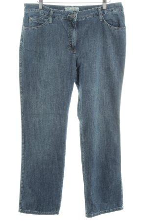 Brax Slim jeans blauw casual uitstraling