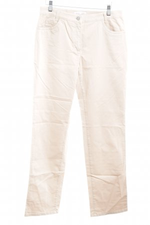 Brax Strapped Trousers beige casual look