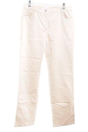 Brax Pantalone sfoderato beige stile casual