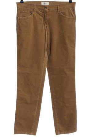 Brax Spodnie materiałowe brąz W stylu casual