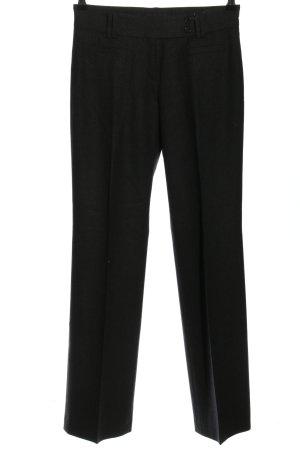 Brax Spodnie materiałowe czarny W stylu biznesowym