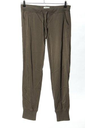 Brax Pantalone jersey grigio chiaro stile casual
