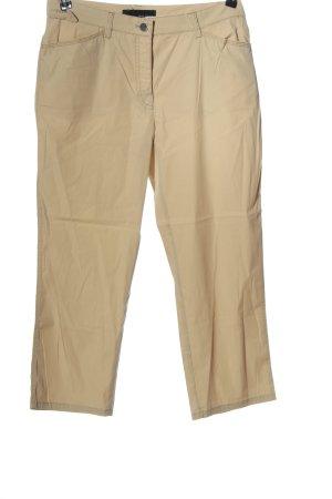 Brax Spodnie materiałowe kremowy W stylu casual