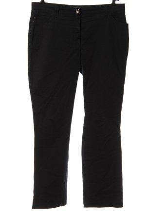 Brax Pantalone jersey nero stile casual