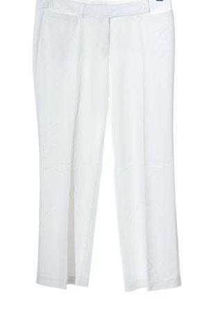 Brax Spodnie materiałowe biały W stylu casual