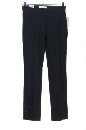 Brax Spodnie materiałowe niebieski W stylu casual