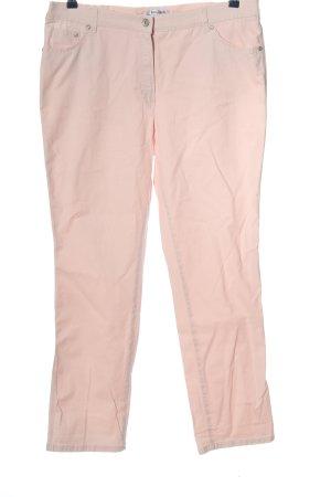 Brax Stoffhose pink Casual-Look