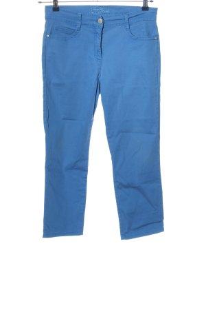 Brax Five-Pocket-Hose blau Casual-Look