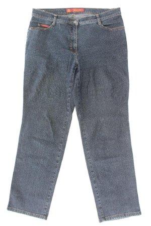 Brax Jeans a gamba dritta blu-blu neon-blu scuro-azzurro Cotone