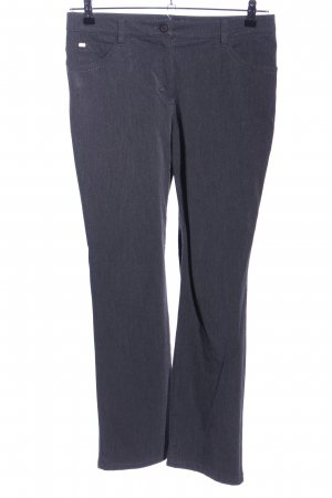 Brax Straight-Leg Jeans hellgrau meliert Casual-Look