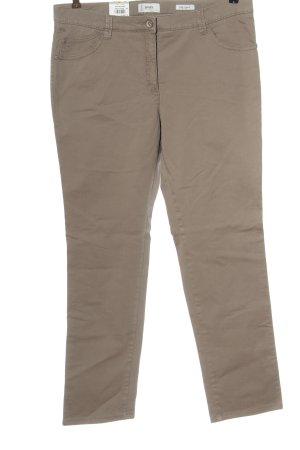 Brax Jeansy z prostymi nogawkami brązowy W stylu casual