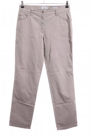 Brax Straight-Leg Jeans wollweiß Casual-Look