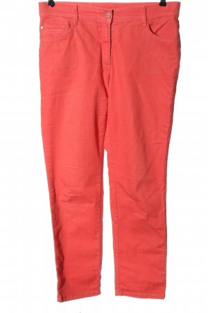 Brax Jeansy z prostymi nogawkami różowy W stylu casual