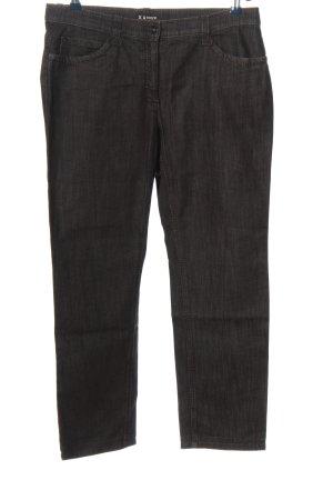 Brax Jeansy z prostymi nogawkami jasnoszary W stylu casual