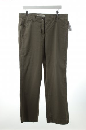 "Brax Straight-Leg Jeans ""Carina"" grüngrau"