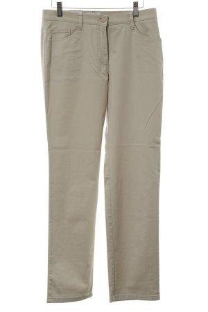 Brax Straight-Leg Jeans hellbeige Casual-Look