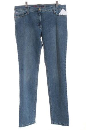 Brax Straight-Leg Jeans hellblau Casual-Look