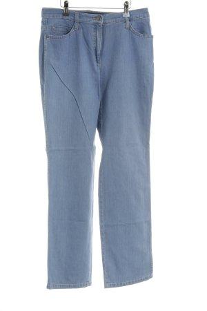 Brax Straight-Leg Jeans himmelblau Casual-Look