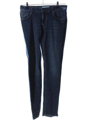 Brax Stretch Jeans blau Casual-Look