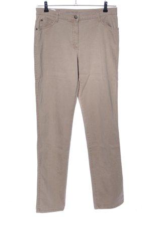 Brax Jeans stretch blanc cassé style décontracté